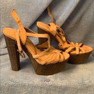 Jessica Simpson Platform heels